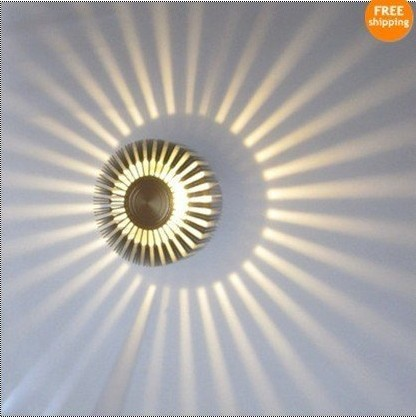 Decorative Wall Fans aliexpress : buy fan star led wall light sconces decor fixture