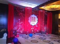 Interior Decoration Line Curtain Hotel Wedding Decoration Supplies Door Curtain