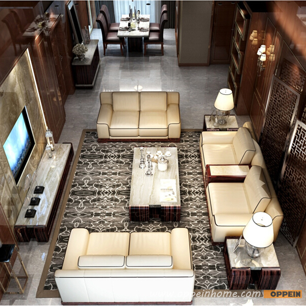 Tremendous Leather Sofa Product In China Of Furniture Factory Oppein Camellatalisay Diy Chair Ideas Camellatalisaycom