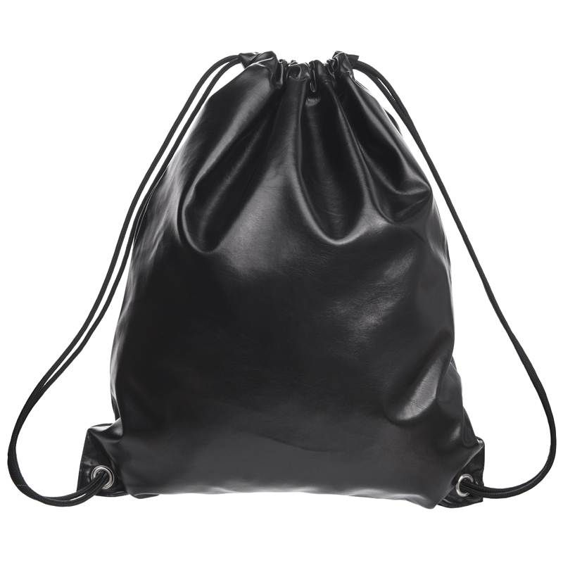 Ager Young Leather Drawstring Bag Men Women Uni Gym Shoulder Light Portable Travel Backpack Stylish Fashion Large In Backpacks From Luggage