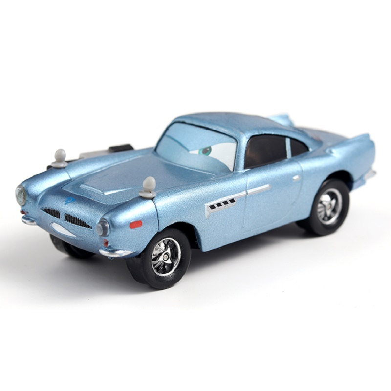 Adroit Disney Pixar Car 3/2 Lightning Mcqueen Toy Car 1:55 Die Cast Metal Alloy Model Toy Cars 2 Children's Birthday Gift Free Shipping Relieving Heat And Sunstroke