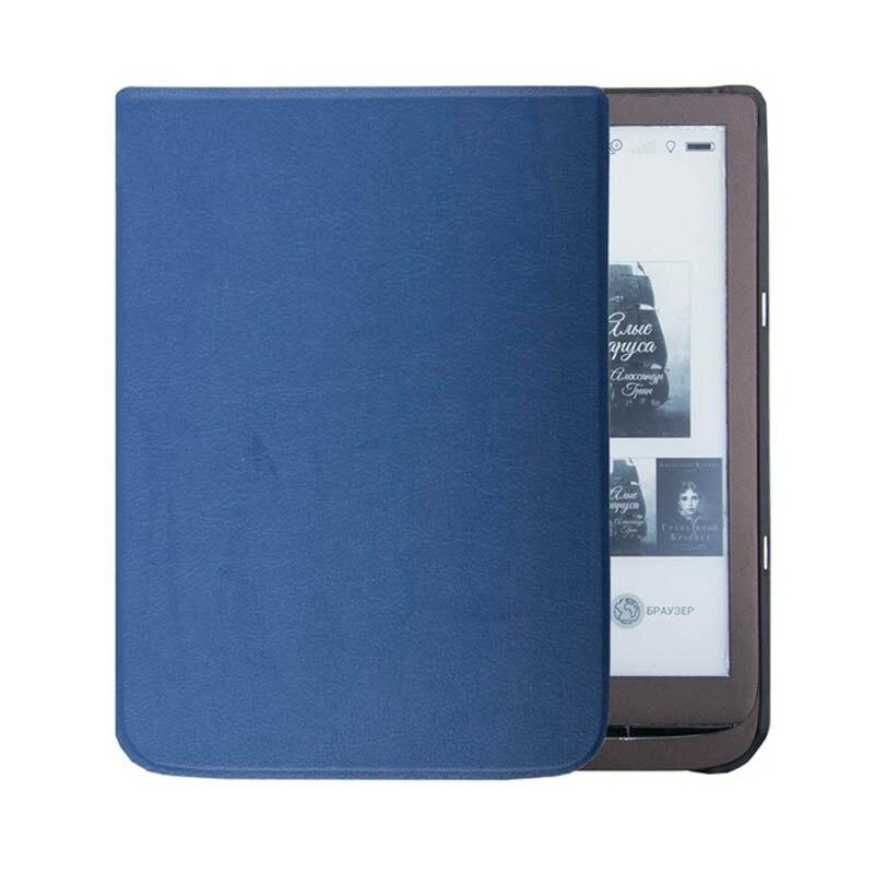 Cuero PU protector proteja caso piel cubierta para Pocketbook740 bolsillo 740 inkPad3 7,8 ''7,8 pulgadas Tablet Accesorios