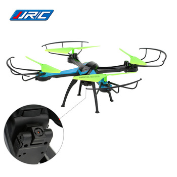 jjrc h98 2.4G 4CH 6-Axis Gyro RC Quadcopter with 0.3MP Camera 3D Flip Auto-Return CF Mode Function Camera Drone RemoteHelicopter