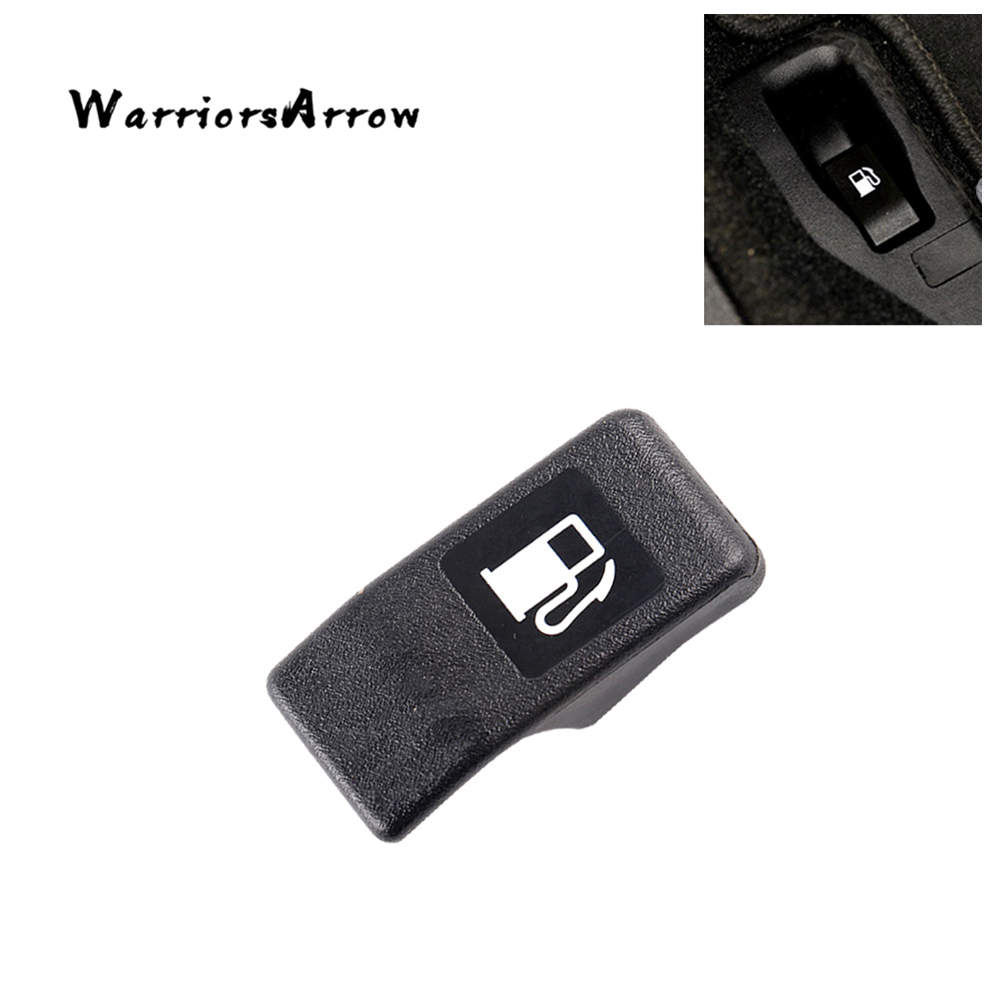 WarriorsArrow Fuel Gas <font><b>Door</b></font> Lever Pull Knob Tank Cover Cap For <font><b>Subaru</b></font> Forester 2003-2013 <font><b>Outback</b></font> Legacy Impreza 57346AA010ML image
