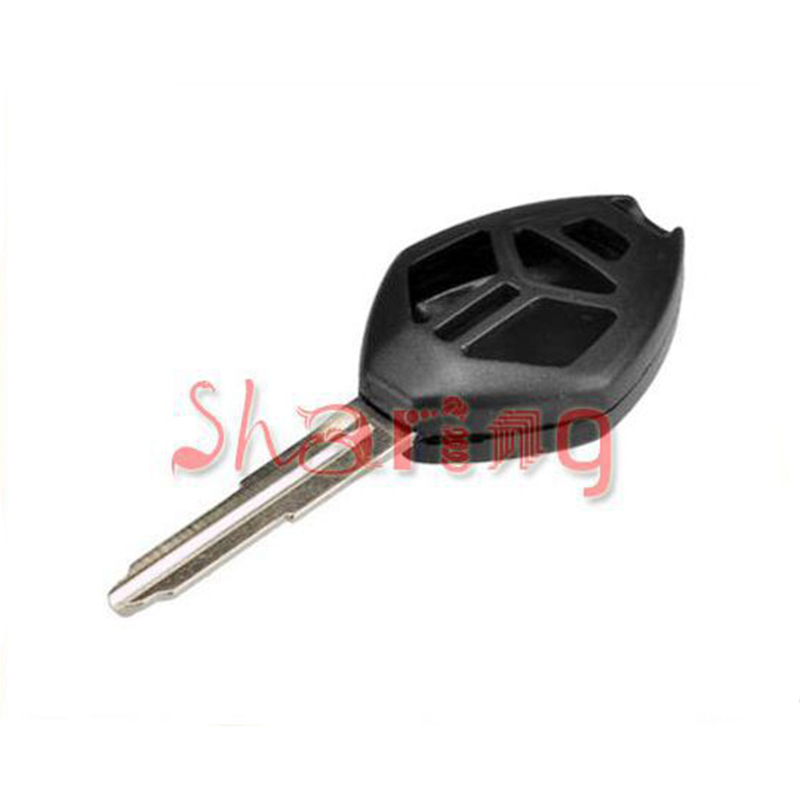 Remote Key Shell For 2006-2011 For Mitsubishi Eclipse Galant Lancer Raider 4 Buttons 10pcs/lot