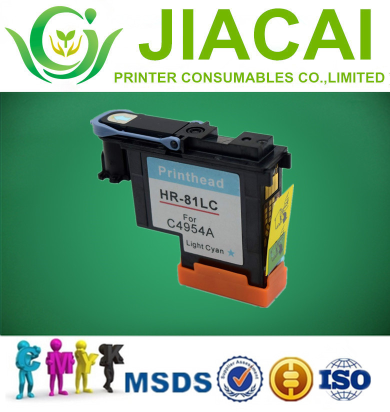 C4950A--C4955A For hp 81 print head for HP Designjet 5500 5500ps 5000 5000PC free shipping