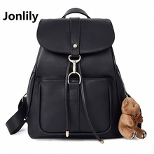 Jonlily женская Рюкзак Моды мешок Отдыха Все Матч Студент школьница сумка колледж Моды style-GL035