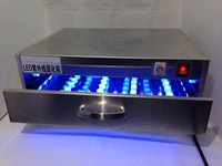 84 W UV luz De Cura uv cola forno lâmpada LED para reparação LCD