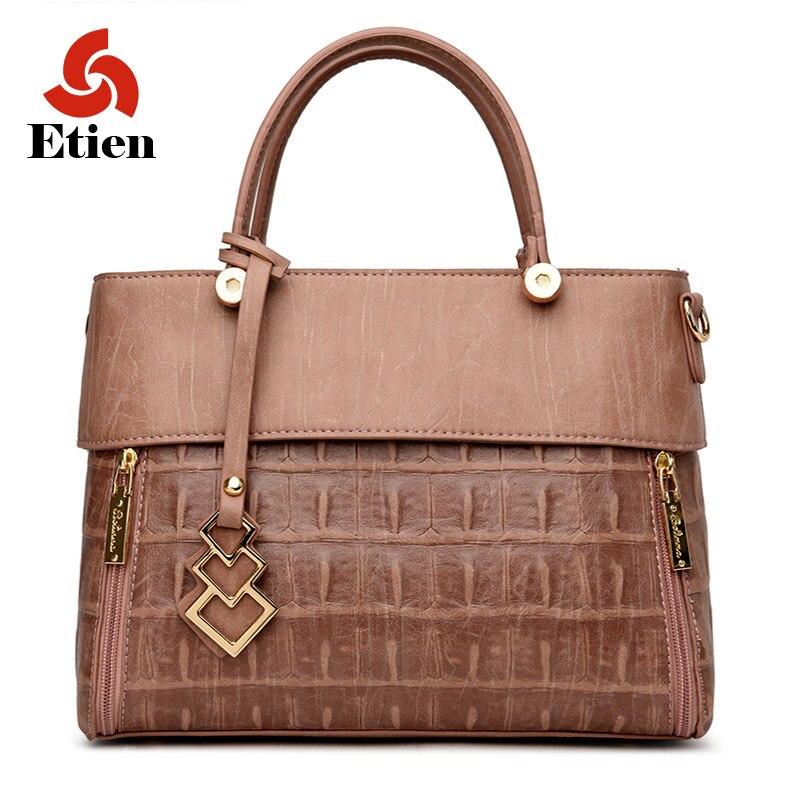 2017 new fashion women bag Genuine Leather women handbag shoulder Messenger bags