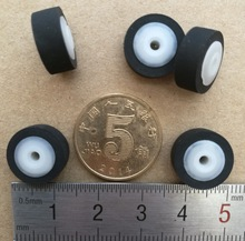 4Pieces/Lot 13x6.8x2mm Cartridge Movement Belt Pulley Recorder