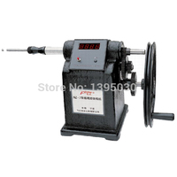 1pcs High quality winding machine NZ 7 Manual Hand Coil Counting Winding Winder Machine for thick wire 2.5mm