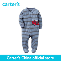 Carter S 1 Pcs Baby Children Kids Cotton Zip Up Sleep Play 115G184 Sold By Carter