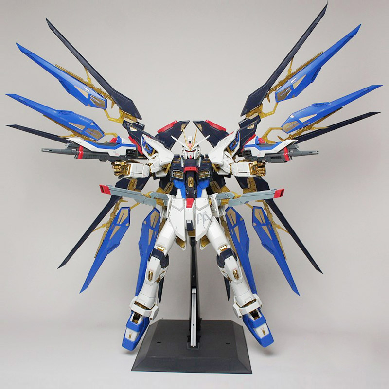 Amazing Strike Freedom Gundam Mg Daban Image Download