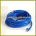 Free Shipping+tracking number !! RJ45 MALE TO MALE NETWORK PATCH CABLE 15M BLUE FOR PC