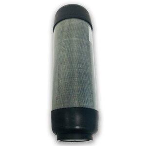 Image 5 - Acecare 6.8L 4500psi pcp carabine à air comprimé/gun gaz en fiber de carbone/HPA/Paintball cylindre/tank & valve et station de remplissage et protéger tasses en caoutchouc