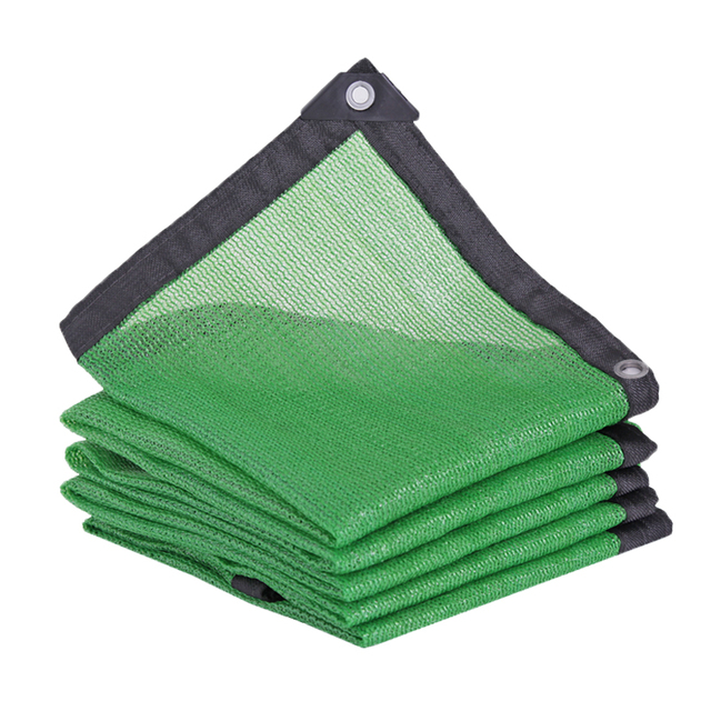 Batawa Green Color 70% Sunshade Net Mesh Shade Sunblock Shade Cloth UV Resistant Net For Garden Flower Plant For Greenhouse