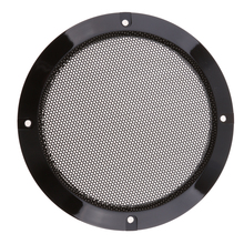 5 Inch Replacement Round Speaker Protective Mesh Cover Case with 4 pcs Screws