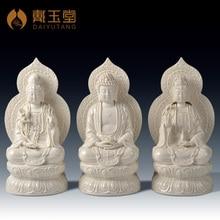 Dai Yutang light Buddha bodhisattva Amitabha trend to the West, Trinity/12-inch screen D21-11