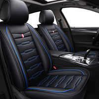 High Quality PU Leather Cartoon auto seat covers for Honda Civic Accord Fit Element Freed Life Zest car accessories car-styling