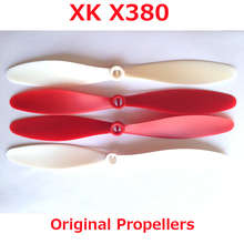 4pcs/lot Propellers for XK X380 X380A X380B X380C RC Quadcopter Original Spare Parts X380-007 Free Shipping