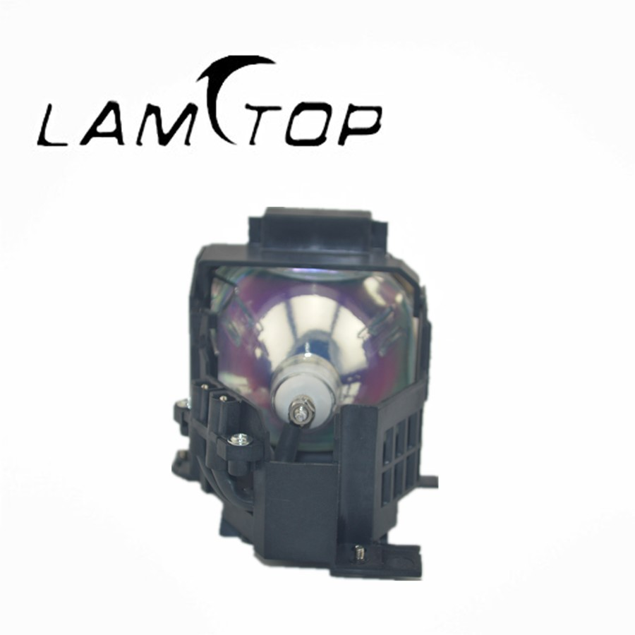 High quality Free shipping  LAMTOP compatible   projector lamp  with cage  ELPLP15 for  EMP 800  free shipping new arrivals yl 36 oem projector lamp for xj s36 with high quality