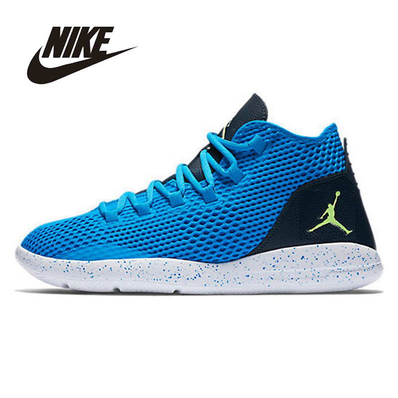 861cb760d9a1c6 NIKE Authentic JORDAN REVEAL Men Shock Absorber Anti-skid Breathable  Basketball Shoes 834064-400