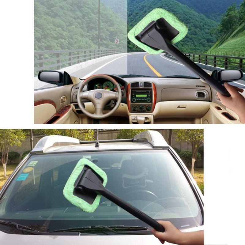 Car Windshield Brush Window Cleaning Tool Wiper Maintenance