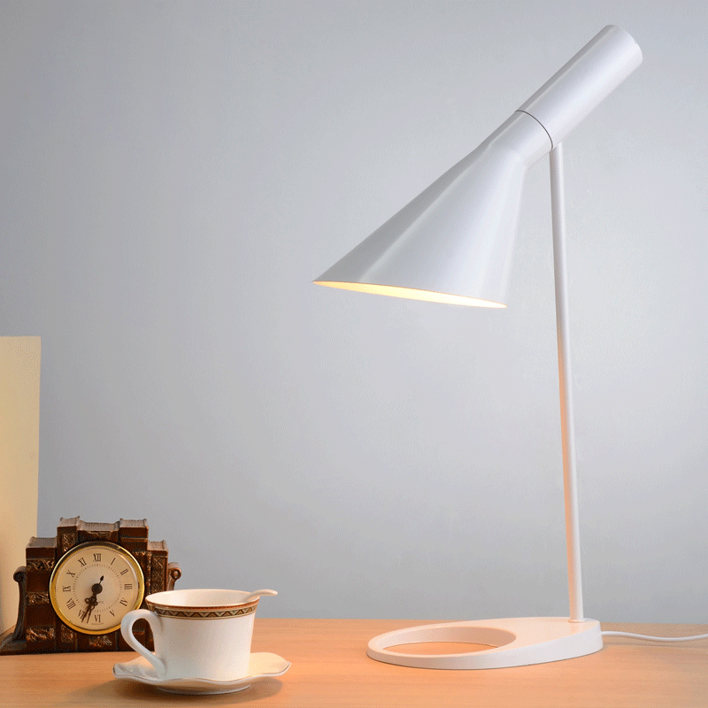 Replica Table lamp 5 colors for option Europe AJ Desk Lamp Cafe Aisle Hall read Lamp LED bulb E27 shipping cost can be negotiated replica bauhaus lamp wilhelm wagenfeld table lamp bauhaus lamp