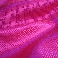 Special Offer A Small Red Paper Pink Silk Fabric Silk Satin Fabric Costume Hanfu Half Meter