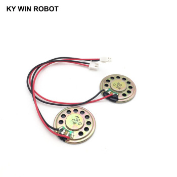 2pcs/lot Ultra-thin speaker 8 ohms 0.5 watt 0.5W 8R speaker Diameter 30MM 3CM thickness 5MM with PH2.54 terminal wire long 20CM 2pcs lot new ultra thin speaker 8 ohms 2 watt 2w 8r speaker diameter 30mm 3cm thickness 5mm with 1 25mm terminal wire length 10c