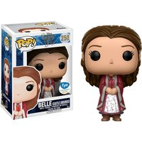 Exclusive Funko pop Official Movies: Beauty & The Beast Belle (Castle Grounds) Vinyl Figure Collectible Model Toy