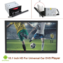 7.1 Din Player DVD