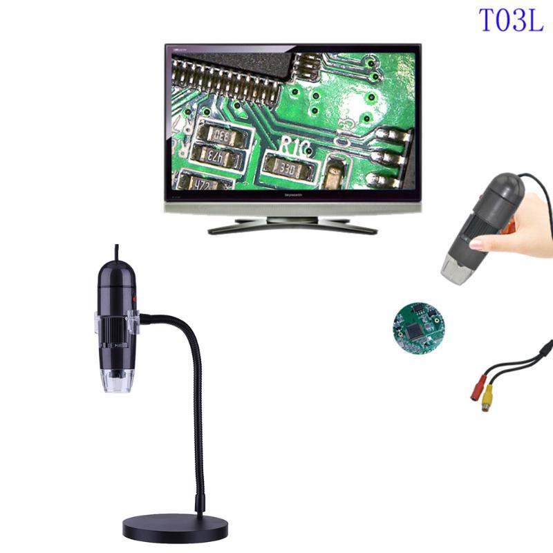 2.0MP 25X-600X HD USB LED Digital Electronic Microscope Endoscope Camera Magnifying Glass Glasses Desk Loupe