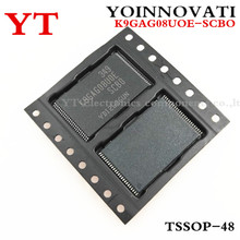200pcs/lot K9GAG08U0E K9GAG08UOE SCBO K9GAG08U0E SCB0 TSOP IC Best quality