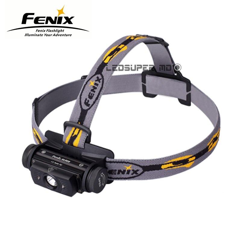 D'origine 2016 Fenix HL60R Double Source de Lumière Micro USB T6 LED Rechargeable Projecteur avec 18650 Batterie