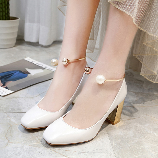 Cute White High Heels Promotion-Shop for Promotional Cute White ...
