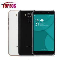Original DOOGEE F7 Cell Phone 3GB+32GB Deca Core 4G MTK6797 Helio X20 5.5inch Android 6.0 Type-C Fingerprint FHD Smartphone