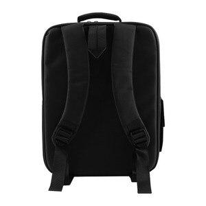 Image 4 - 新ユニバーサルキャリングショルダーケースバックパックバッグカメラバッグdjiファントム 3 プロの高度なカメラ傾くバッテリーハンドバッグ