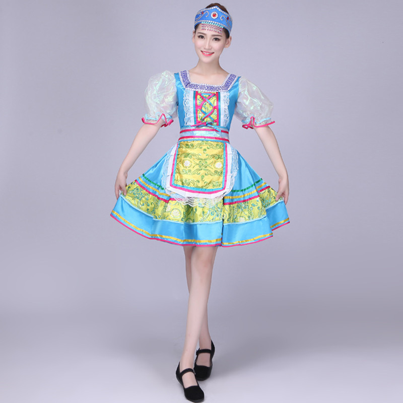 Online Buy Wholesale Russian Folk Dress From China Russian