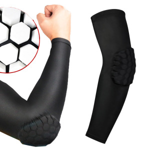 New Arm Warmers Basketball Sleeves Honey