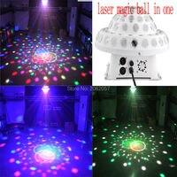2016 светодиодный 5*3 Вт rgbyp магический шар красный зеленый лазерный луч света dj диско DMX512 для профессиональных сценических эффектов световой/