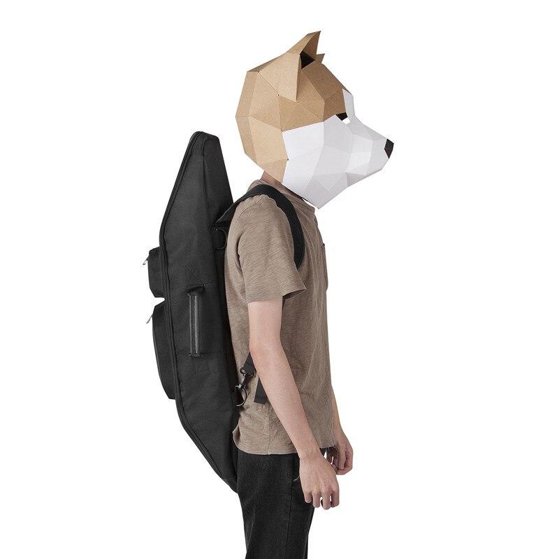 Maxfound Durable pratique Portable planche à roulettes housse Longboard sac à dos de transport sac de transport