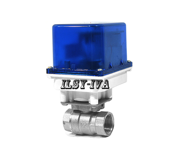 FDD-M type two way DN15 AC12V/24V/220V brass electric ball valve