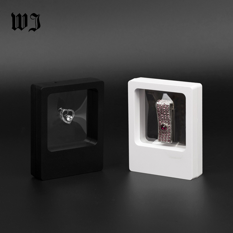 New Style PET Rectangular Elastic Membrane Jewelry Display