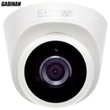 GADINAN H.265/H.264 IPC Hi3516D+1/3″ OV4689 low illumination 3pcs Array IR Leds IP Camera 4MP Dome Camera Support Onvif Protocol