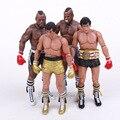 """NECA Rocky III ROCKY BALBOA CLUBBER LANG 40ª Aniversario PVC Figura de Acción de Colección Modelo de Juguete 7 """"18 cm"""