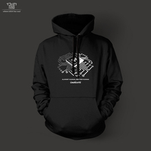 Westworld hoodie almost human original design HBO TV series high quality pullover sweatshirts men unisex 82%cotton fleece inside