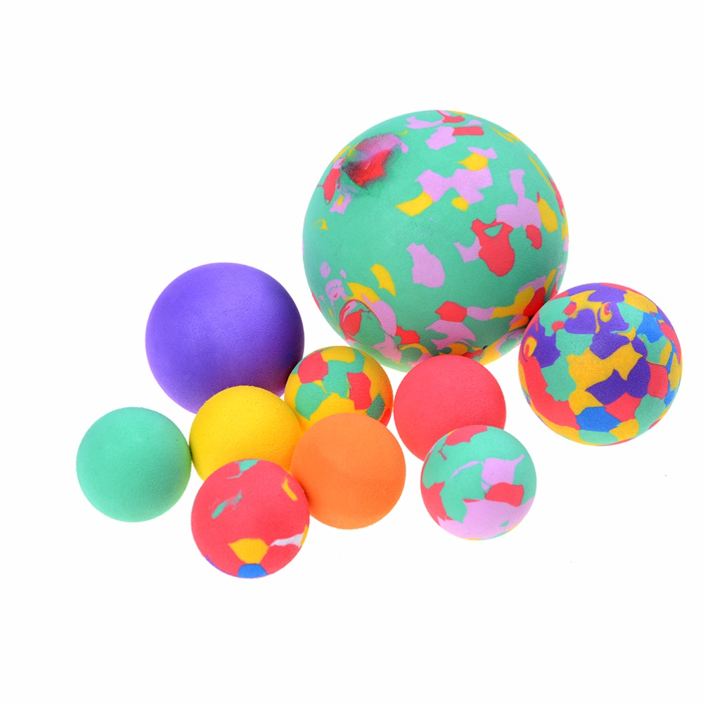 1PCS Outdoor Game Stress Air Balls Play Pit Balls Eco Friendly Pit Balls Soft Pool Ocean