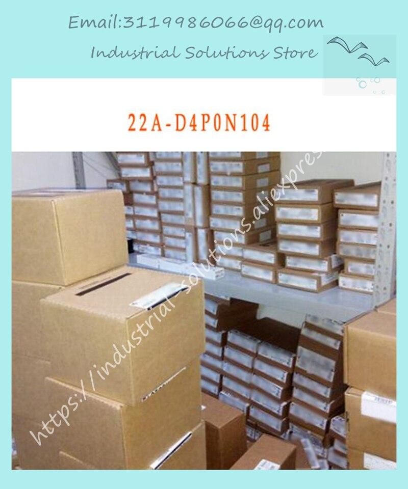 NUOVO 22A-D4P0N104 22A-D4PON104 industriale di controllo del convertitore di frequenzaNUOVO 22A-D4P0N104 22A-D4PON104 industriale di controllo del convertitore di frequenza