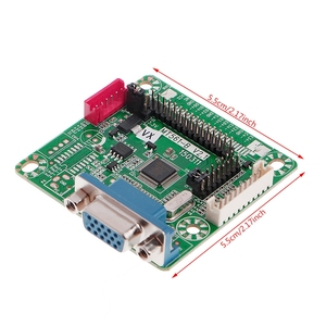 Image 5 - Новинка 2020, для MT6820, флэш контроллер, плата для 8 42 дюймового универсального ЖК монитора LVDS